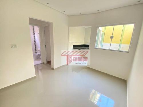 Imagem 1 de 11 de Sobrado Com 2 Dormitórios À Venda, 80 M² Por R$ 273.000 - Vila Príncipe De Gales - Santo André/sp - So1112