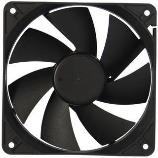 Cooler Fan Black 120mm X 120mm Para Gabinete ! 12 X 12cm