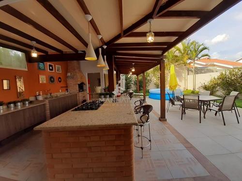 Imagem 1 de 30 de Casa À Venda Em Caminhos De San Conrado - Ca005826