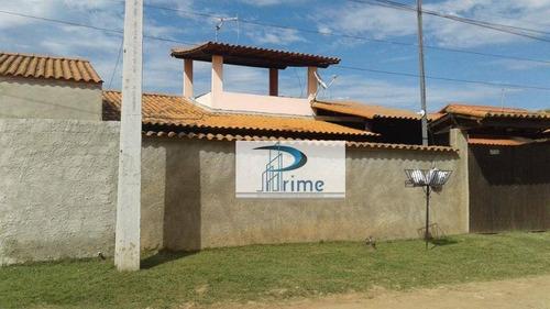 Casa À Venda, 95 M² Por R$ 220.000,00 - Jardim Atlântico Central (itaipuaçu) - Maricá/rj - Ca0662