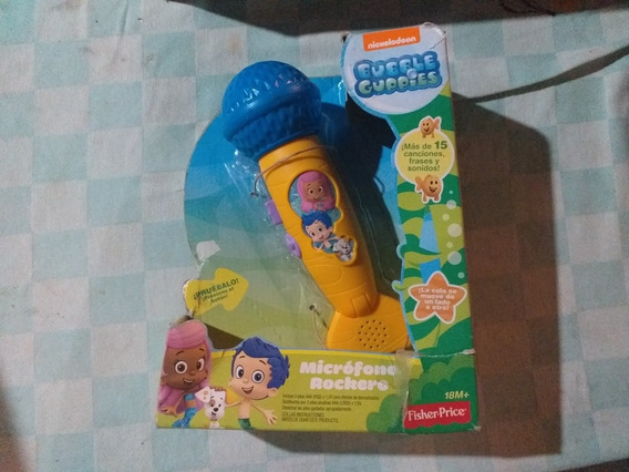 Microfono Para Niños. Fisher Price Original