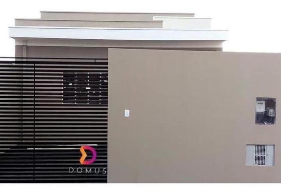 Casa Para Venda Em Presidente Prudente, Parque Dos Pinheiros, 2 Dormitórios, 1 Banheiro - _2-972993
