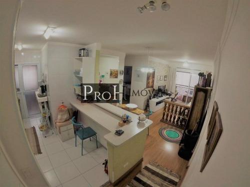 Imagem 1 de 15 de Apartamento Para Venda Em São Caetano Do Sul, Olímpico, 2 Dormitórios, 1 Suíte, 2 Banheiros, 2 Vagas - Cenpase