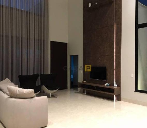 Casa Com 4 Dormitórios À Venda, 300 M² Por R$ 1.200.000 - Jardim Ipiranga - Americana/sp - Ca0387