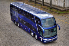 Marcopolo Paradiso Dd 1800 G7 Ano 2012 Scania 8x2 Jm Cod 246