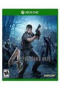 Resident Evil 4 Para Xbox One