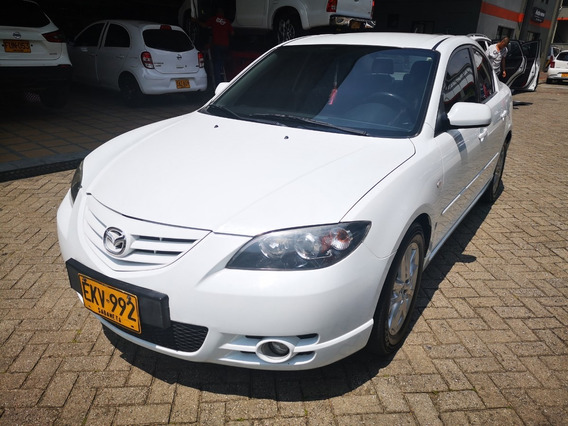 Mazda 3 2,0 2007 Automatico