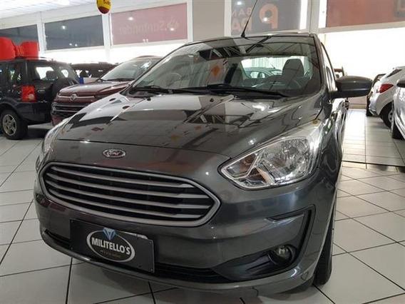 Ford Ka Sedan 1.0 2019