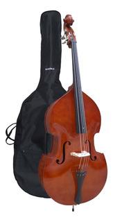 Contrabajo Profesional 1/2 Amadeus Cellini Mod. Ambc002