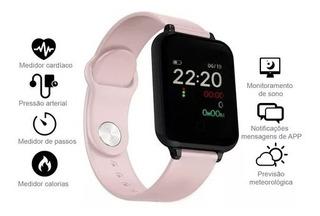 Relógio Smartwatch Hero Band 3 B57 - Presente Namorada