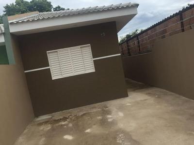 Casa Em Cidade Nova Jacareí, Jacareí/sp De 55m² 2 Quartos À Venda Por R$ 180.000,00 - Ca177587