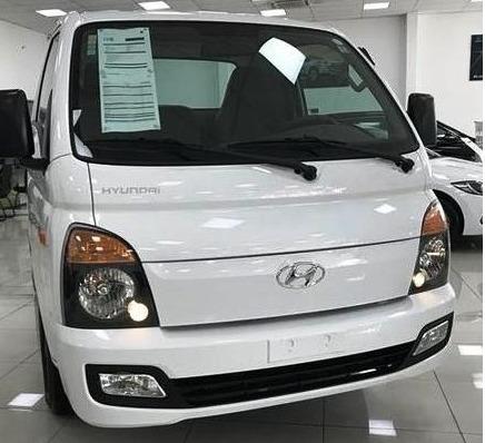 Hyundai Hr 2.5 Tci Diesel (rs/rd) Manual