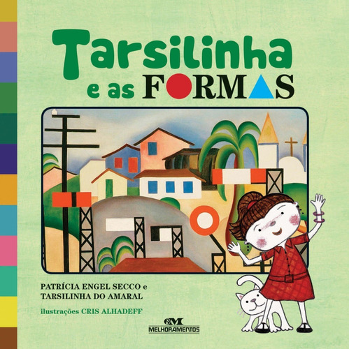 Imagem 1 de 1 de Tarsilinha E As Formas