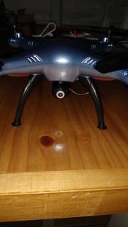 Drone Syma X5hw Con Accesorios Impecable!!!