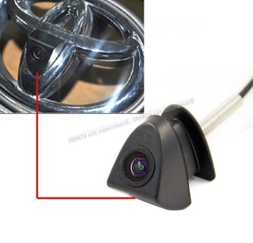 Sistema De Camera Frontal Para Toyota E Outros Carros