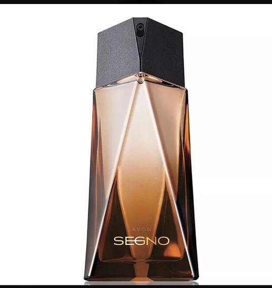 Perfume Segno Masculino Mais Relogio