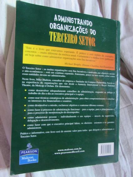 Administrando Organizações Do Terceiro Setor - Mike Hudson
