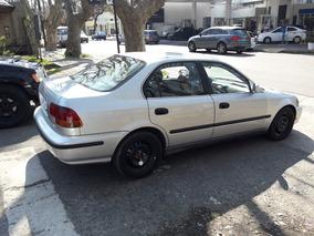 Honda Civic 1.6 Lx Anticipo Mas Cuotas Pto