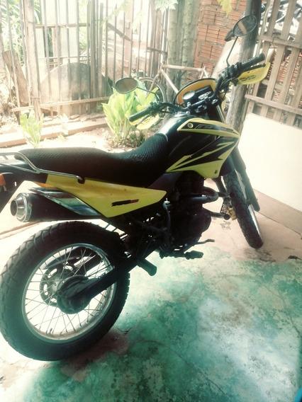 Honda Broz 150 Esd