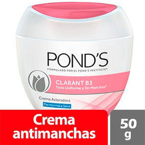 Crema Ponds Clarant B3 Piel Normal A Seca X 50 Gr Original