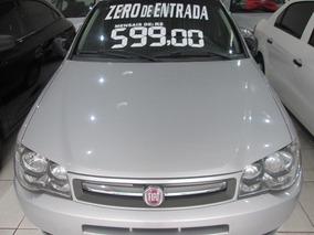 Fiat Palio Fire Flex Zero De Entrada + 60 X 599,00 Fixas
