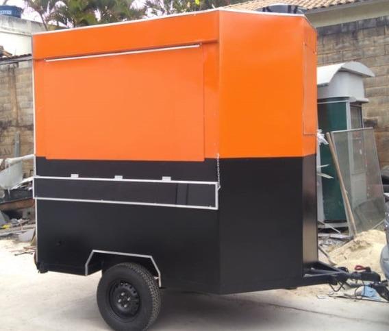 Trailer Food Truck Bh