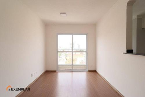Imagem 1 de 24 de Apartamento Com 1 Dormitório Para Alugar, 45 M² Por R$ 1.700,00/mês - Jardim São Paulo(zona Norte) - São Paulo/sp - Ap1964