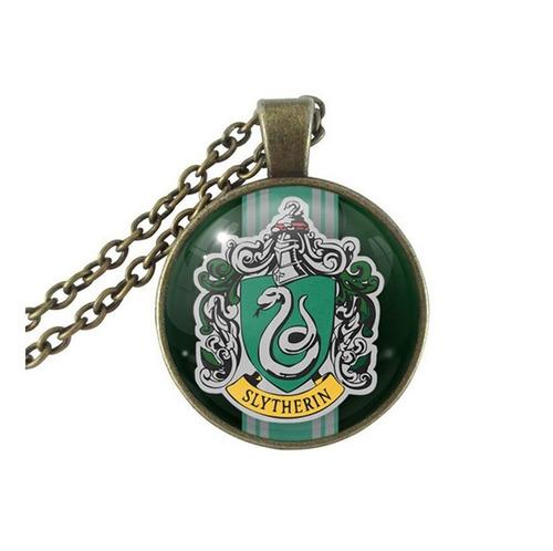 Imagen 1 de 2 de Punpunia - Collar Slytherin Harry Potter