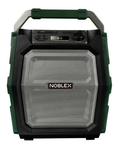Parlante Portable Party Style 3500w Noblex Tsn3000
