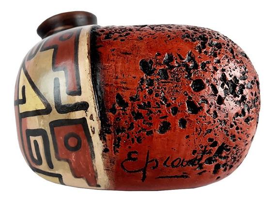 Escultura Decorativa - Botijo Decorativo - Escultura Norteña