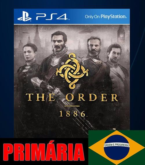 The Order 1886 Portugues Ps4 Psn - Midia Digital 1°