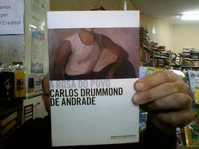 Livro A Rosa Do Povo - Carlos Drummond De Andrade