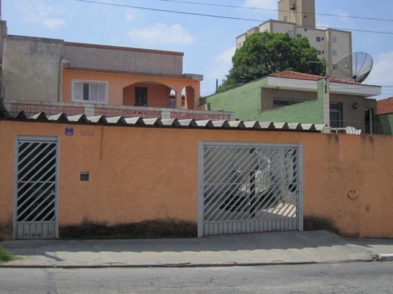 Terreno Residencial À Venda, Vila Mazzei, São Paulo. - Te0181