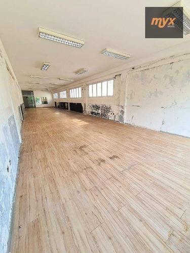 Imagem 1 de 30 de Loja Para Alugar, 915 M² Por R$ 60.000,00/mês - Campo Grande - Santos/sp - Lo0130