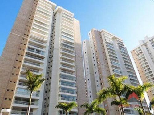 Imagem 1 de 30 de Apartamento Com 2 Dormitórios À Venda, 90 M² Por R$ 665.000,00 - Jardim Aquarius - São José Dos Campos/sp - Ap3551