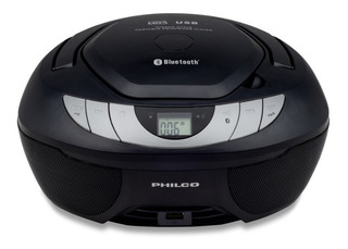 Reproductor Philco Arp2900bt 300w Bluetooth Usb Mp3 Cd Radio