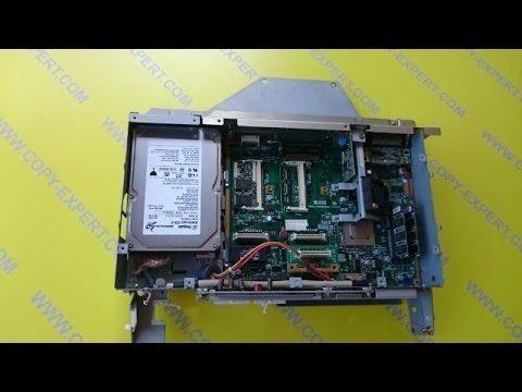 Placa Controller Ricoh Aficio 1060 / 1075