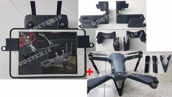 Mavic 5 Peça Adaptador Suporte iPad 4 Tablet Alça Control Pé