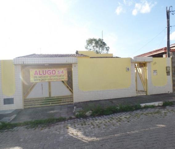 Parque Das Jaqueiras: Casa Ampla, Em Alagoinhas/ba