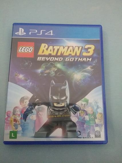 Jogo Ps4 Lego Batman 3 Beyond Gotham
