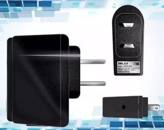 Cargador Blu Micro Usb 5v 500mah Mod:us-ww-0501 Original