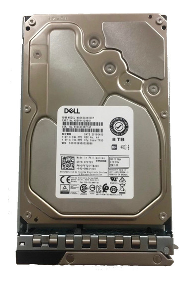 Hd Dell 8tb Sas Nl