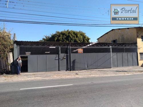 Imagem 1 de 15 de Galpão Para Alugar, 390 M² Por R$ 5.000,00/mês - Centro - Campo Limpo Paulista/sp - Ga0015