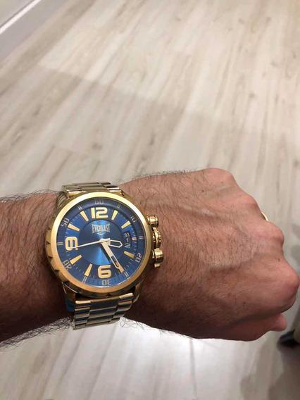 Relógio Everlast, Usado, (sem Bateria)