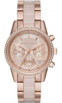 Relógio Michael Kors Mk6307 Camille Original Eua Garantia