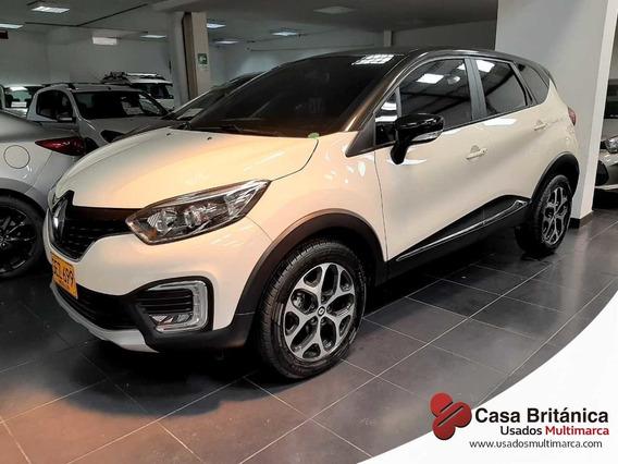 Renault Captur Intens Automatica 4x2 Gasolina