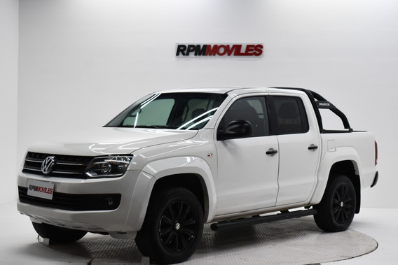 Volkswagen Amarok Dark Label 4x4 Mt 2015 Rpm Moviles