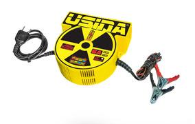 Carregador De Baterias Carro E Moto 6a 12v Usina