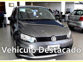 Volkswagen Voyage Trendline 5 Puertas 1.6 Nuevo 0km Apto Gnc