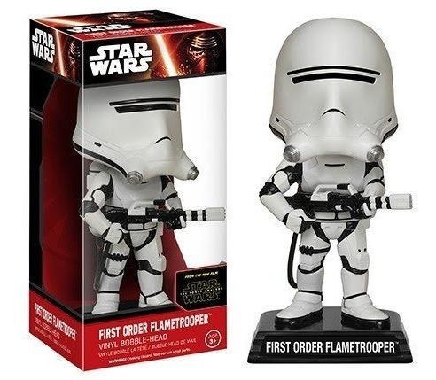 Funko Bobble Head First Order Flametrooper Star Wars